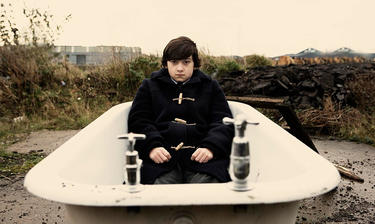 Craig Roberts as Oliver Tate in &quot;Submarine.&quot;